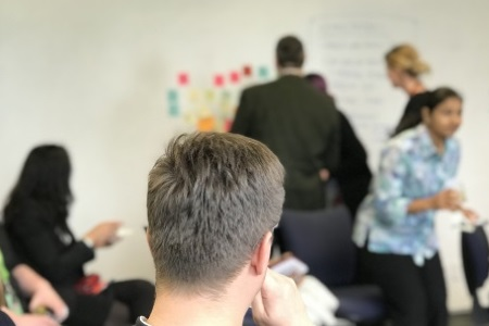 Certified Scrum Meetup event held in Wellington