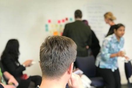 Certified Scrum Meetup event held in Wellington
