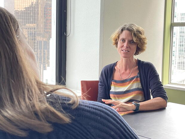 Kirstin Donaldson Interview Women in IT Equinox IT