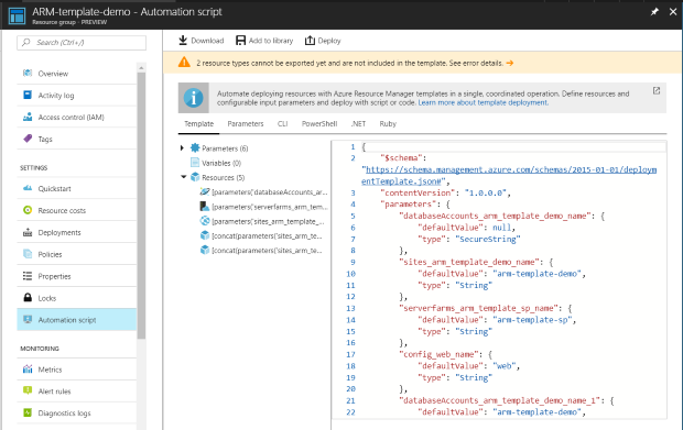Automatically Logging PowerShell in to Azure Automation Script