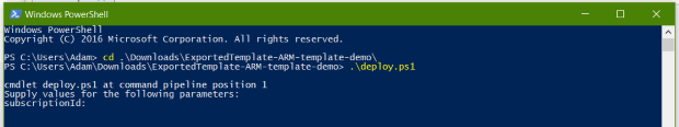 Automatically Logging PowerShell in to Azure Windows PowerShell