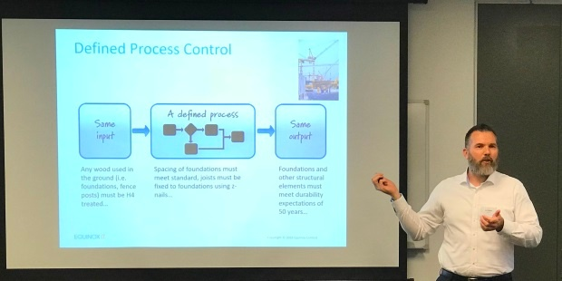 Carl Weller Defined Process Control