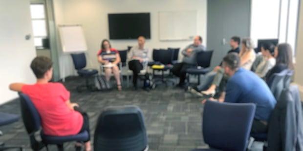 Certified Scrum Meetup, February 2020, Wellington