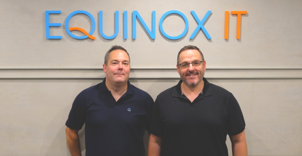 Deane Sloan and David Reiss, Equinox IT Co-CEOs