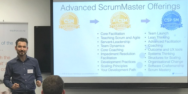 Advanced Scrum Master Offerings