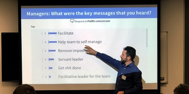 Rowan Bunning - what does the Scrum Master role involve?