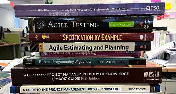 Agile in waterfall sandwich books - The single biggest mistake that may be killing your Scrum project