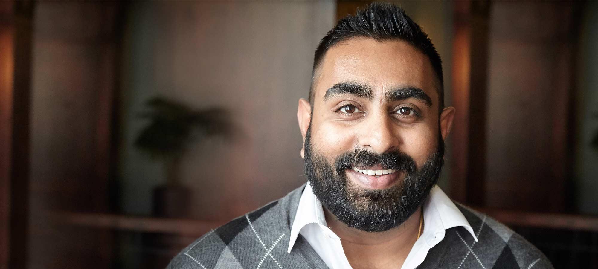Aben Samual, Senior Solution Architect - Microsoft Azure, Equinox IT