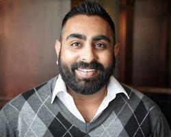 Aben Samuel, Senior Solution Architect, Equinox IT Auckland