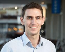 Ashley Stewart, Development Specialist and vTSP, Equinox IT Wellington