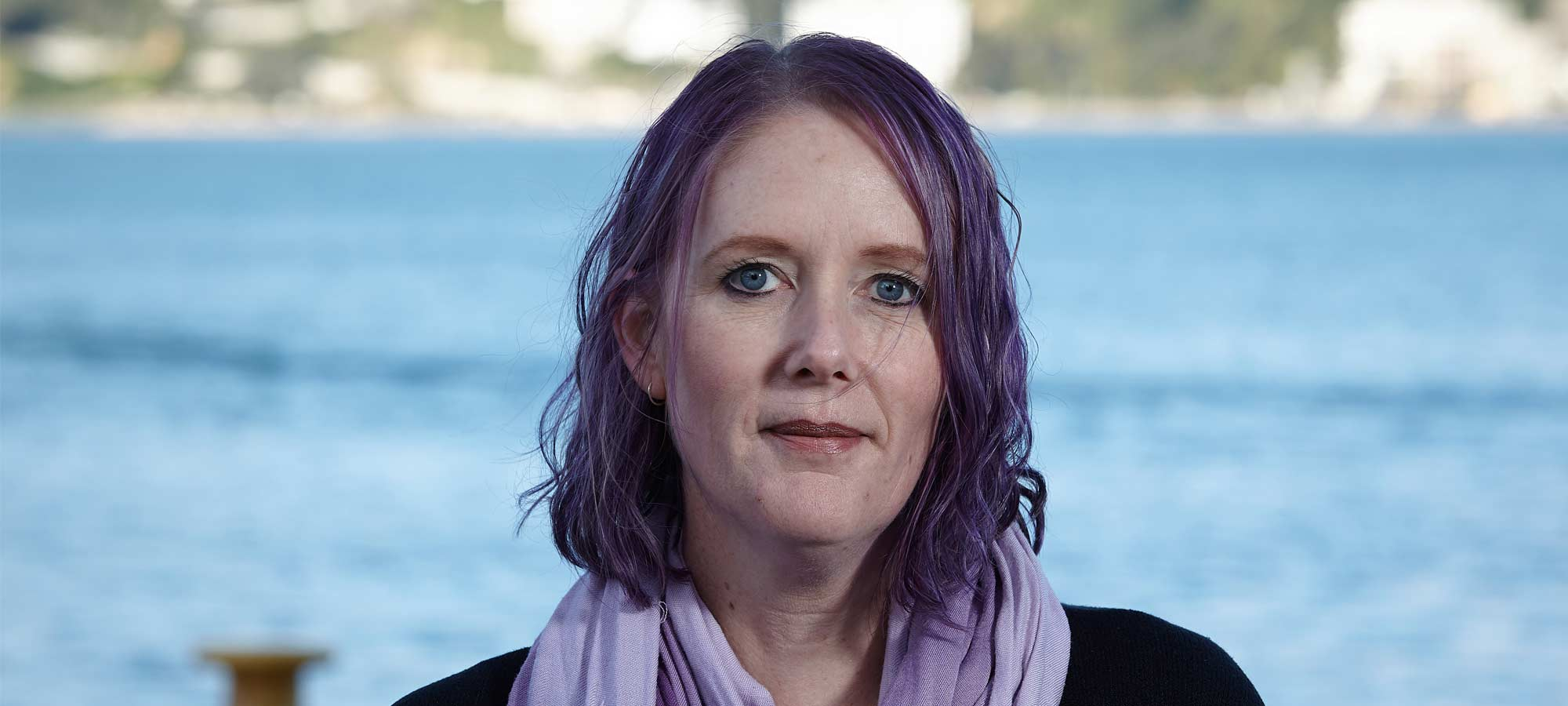Fiona Blunsdon, Systems Analyst, Equinox IT Wellington
