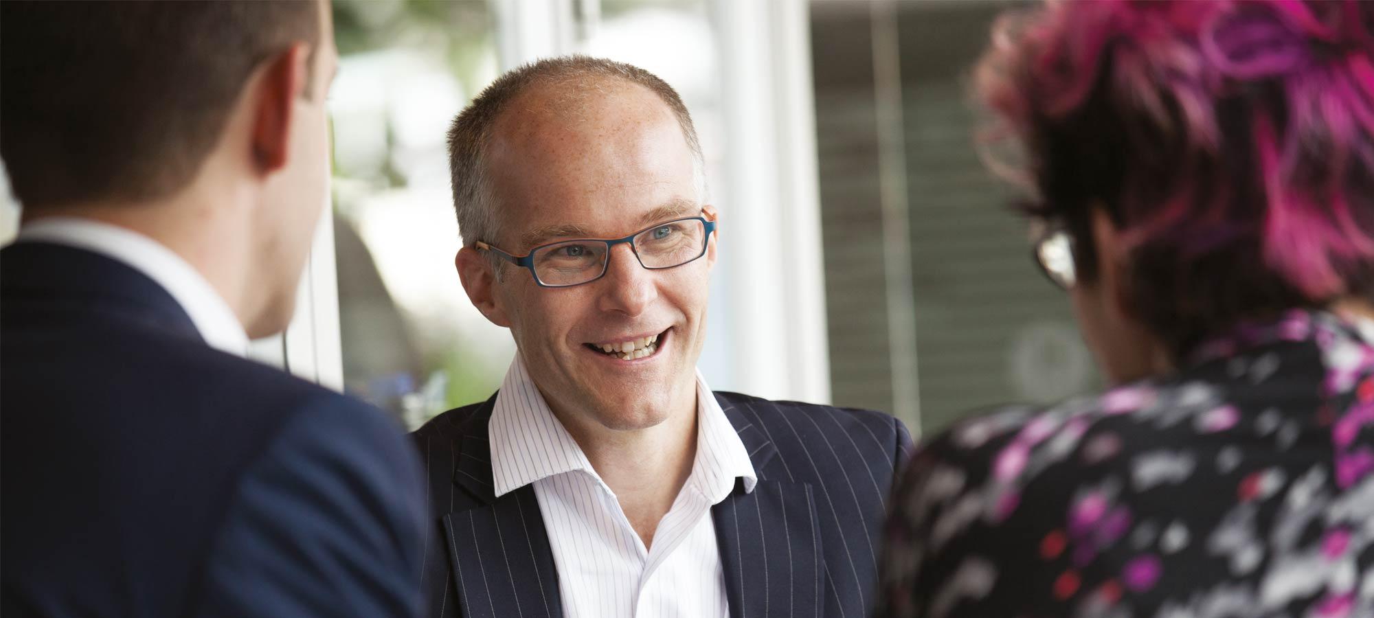 Graham Poho, Principal Consultant - Infrastructure Architecture, Equinox IT Wellington