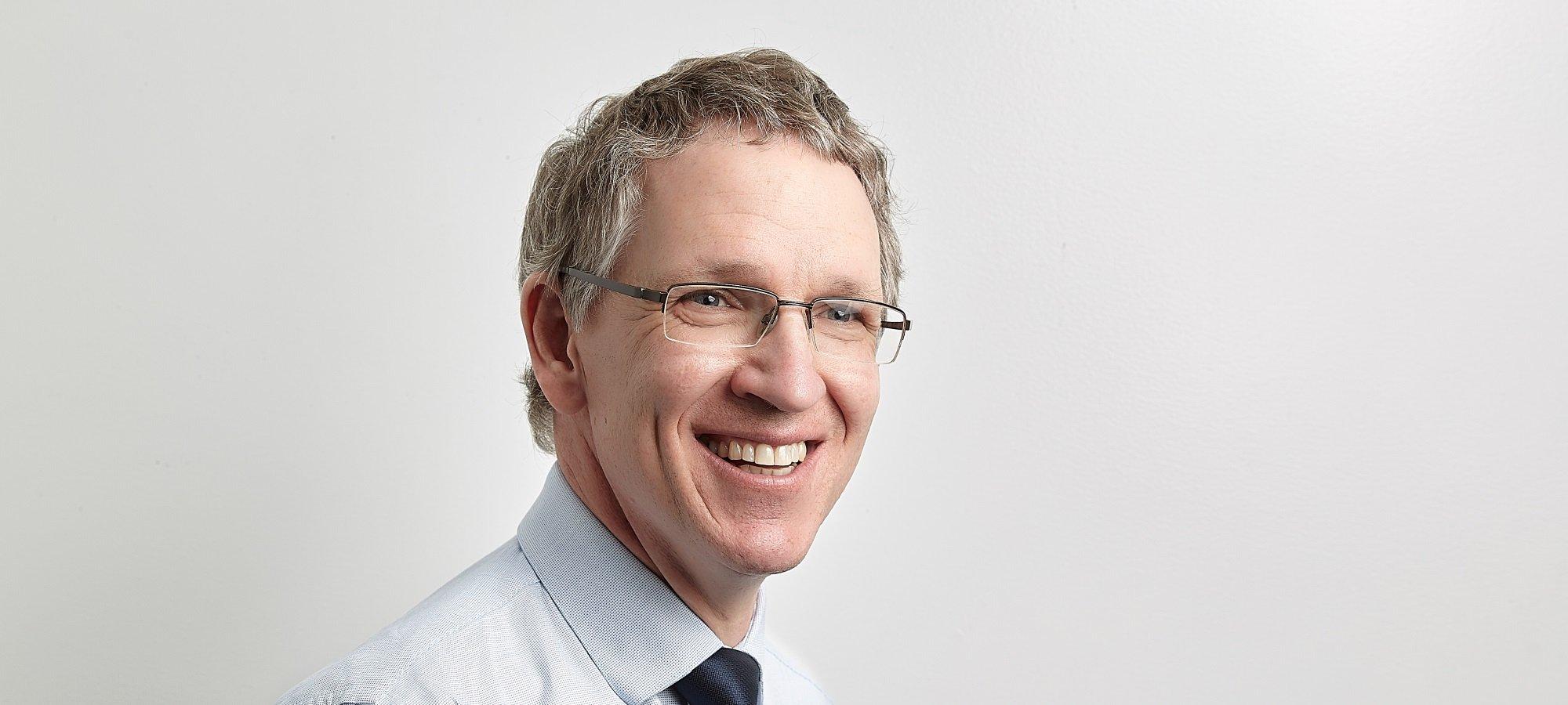 Michael Kane, Senior Consultant, Equinox IT Wellington