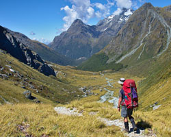 Image: Walking down to Rock Burn Valley by Tomas Sobek, used under Creative Commons License CC BY 2.0.