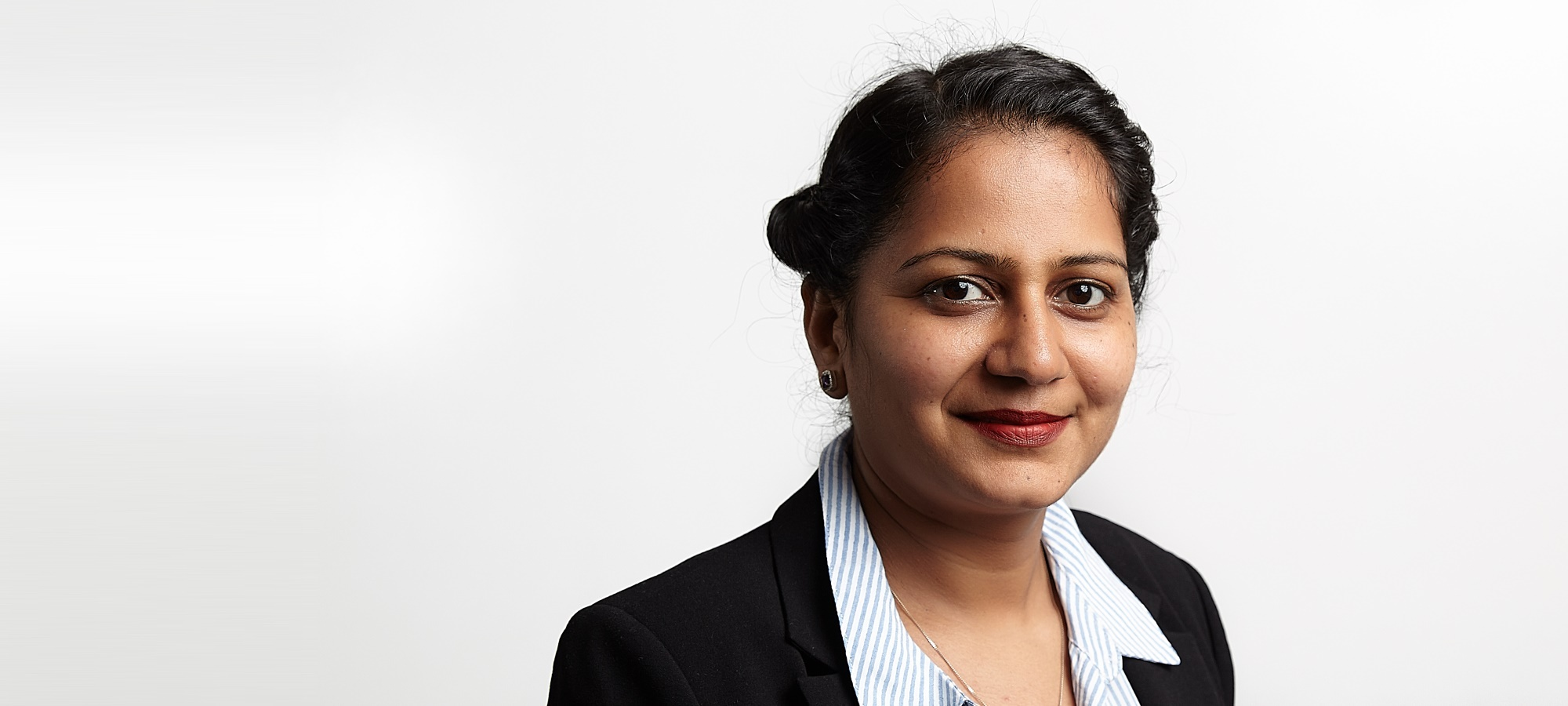 Reena Lather, Systems Analyst, Equinox IT Wellington