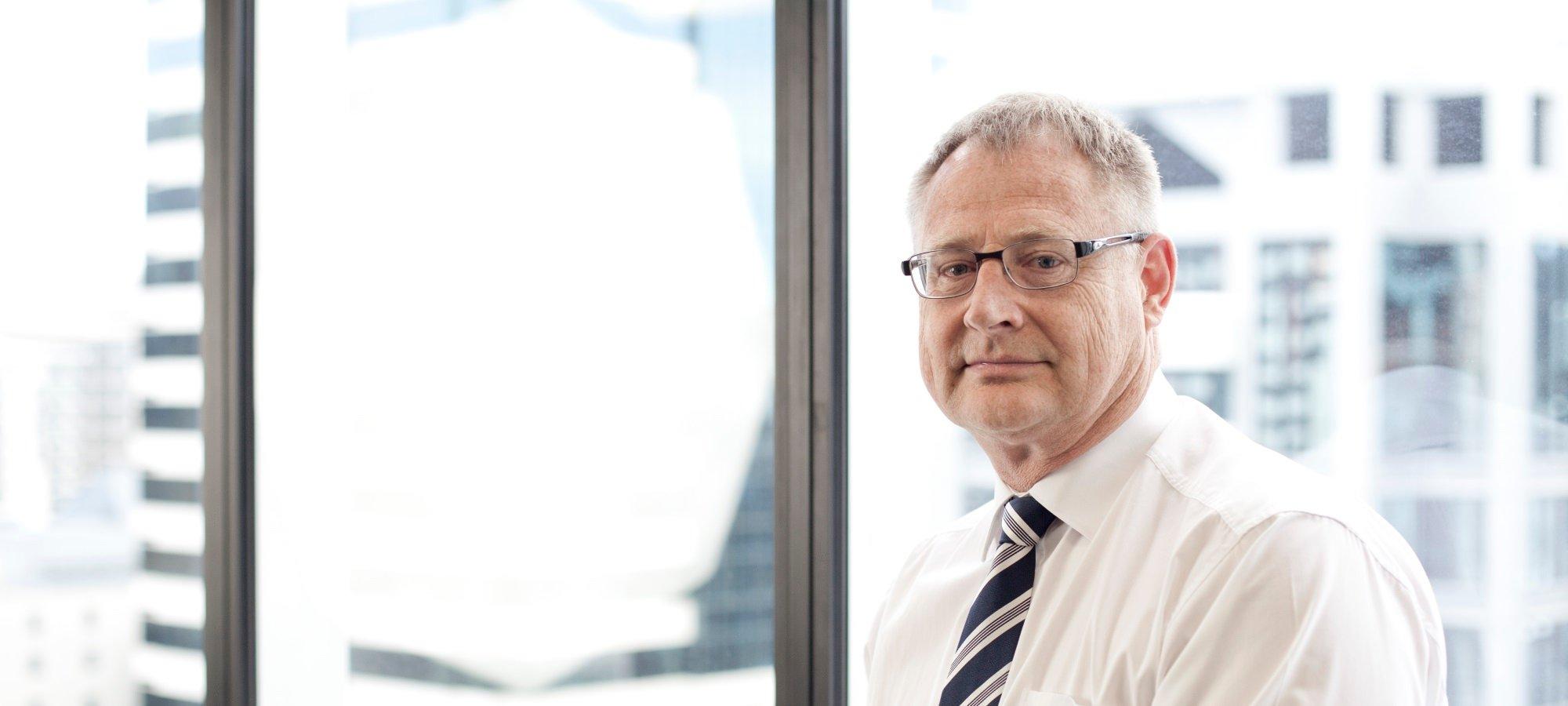 Roger Dalgleish, Managing Director, Equinox IT