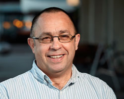 Shane Ross, Sales and Marketing, Equinox IT Wellington