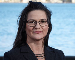 Valerie Rowe, Application Delivery Manager, Equinox IT Wellington