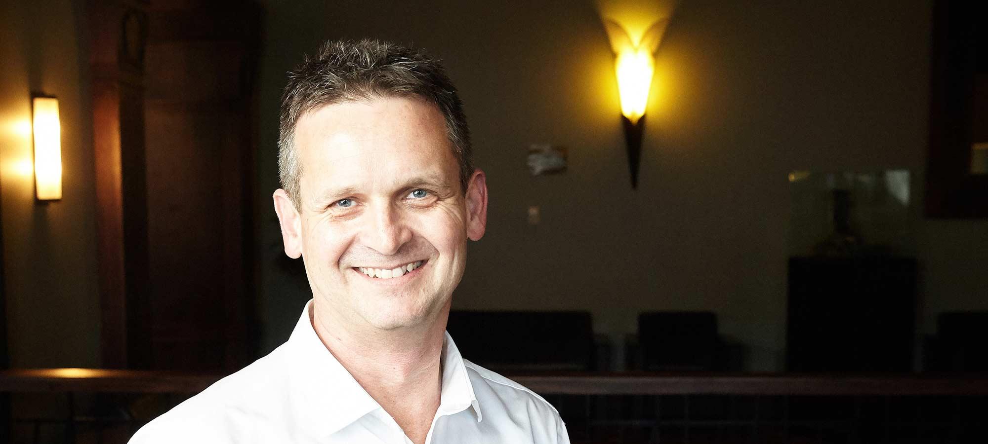 Warren Hughes, General Manager Cloud, Equinox IT Auckland