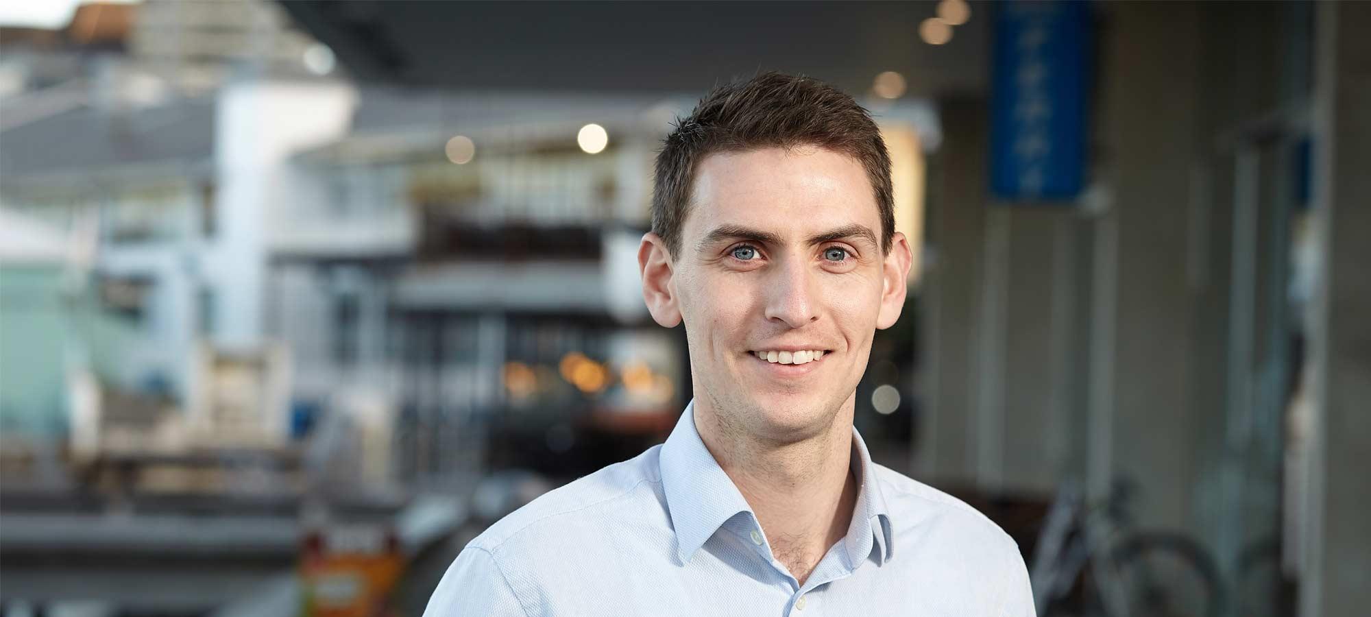 Ashley Stewart, Development Specialist and Microsoft Virtual Technology Solutions Professional (vTSP), Equinox IT Wellington