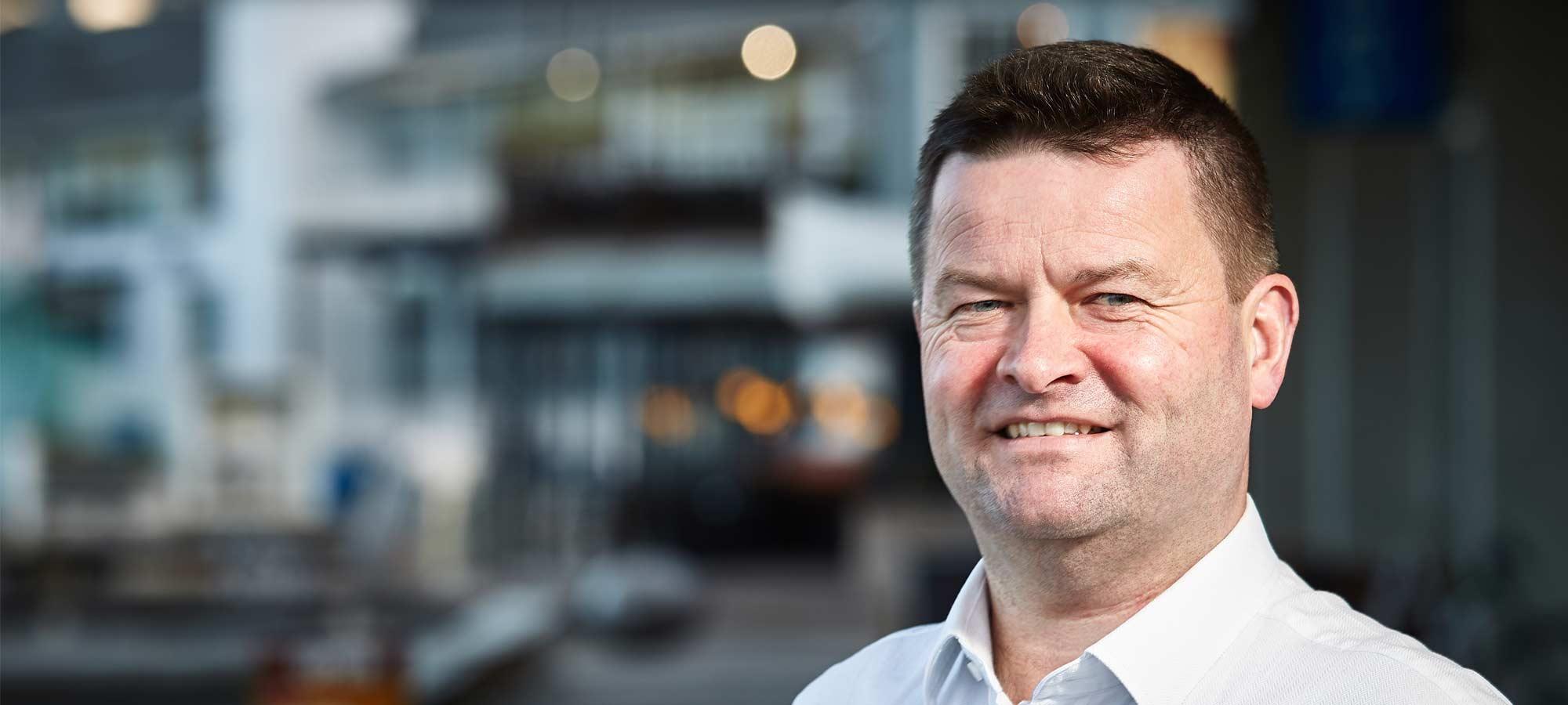 John Barris, Principal Consultant, Equinox IT Wellington