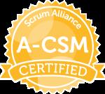 Advanced Certified ScrumMaster