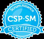 Certified Scrum Professional - ScrumMaster