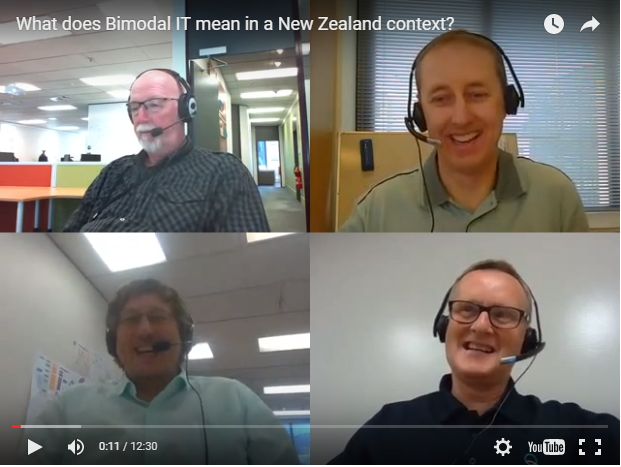 Blab: What does Bimodal IT mean in a New Zealand context?