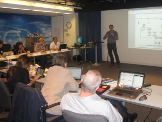 Richard Leeke of Equinox IT presents at Workshop on Performance and Reliability (WOPR)