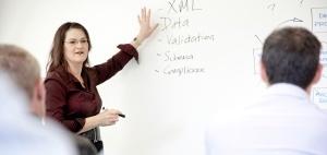 Val Rowe of Equinox IT training