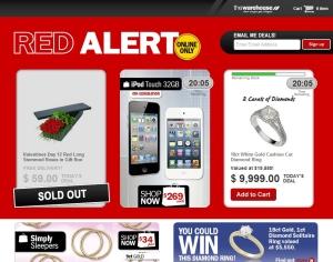 Red Alert performance risk mitigation