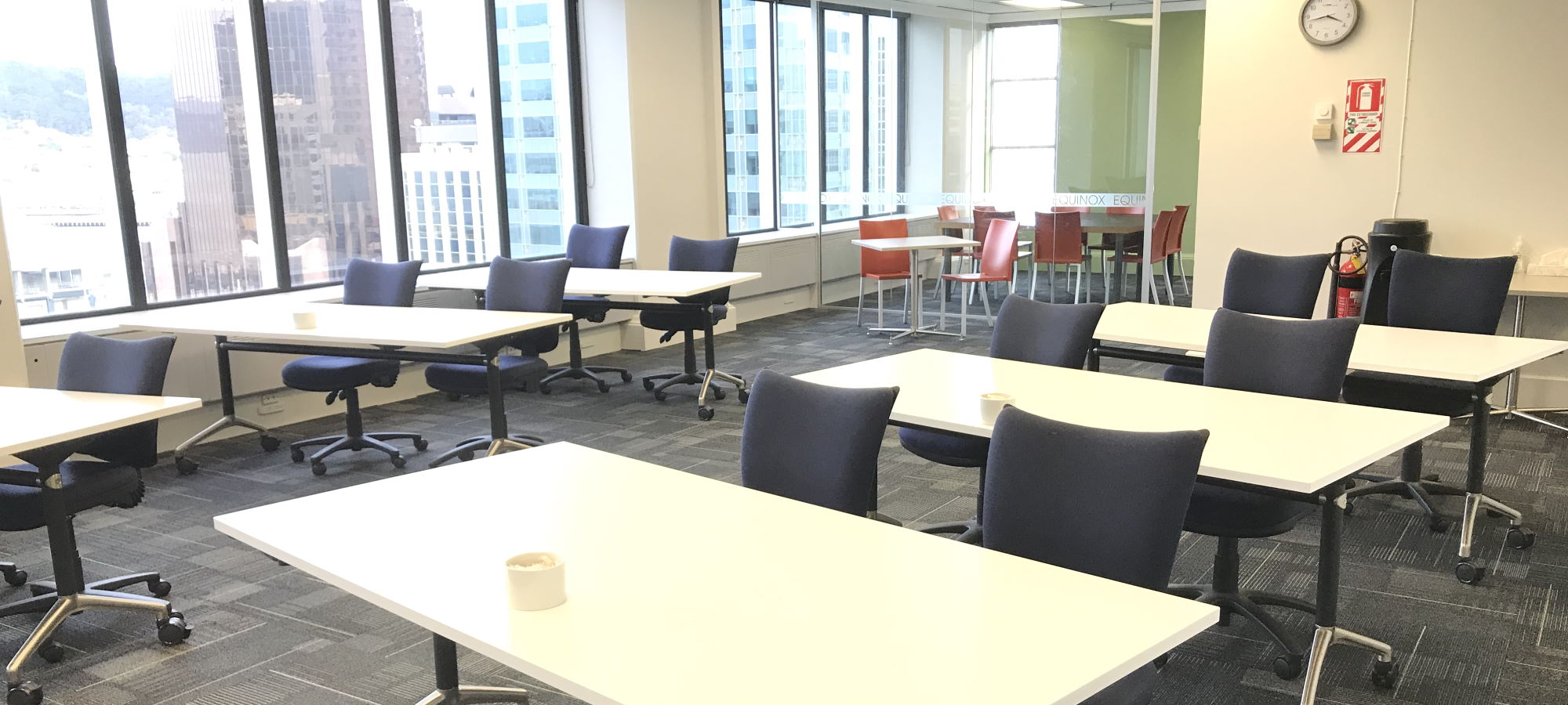 Multi-purpose training, meeting and project room